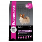 EUKANUBA ADULT NORMAL SMALL Sucha karma dla psów 15 kg