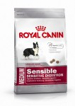 ROYAL CANIN Medium Sensible sucha karma dla psów 15 kg