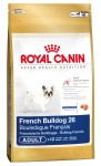 ROYAL CANIN French Bulldog 26 Adult sucha karma dla psów 1 kg