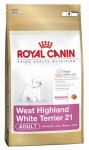 ROYAL CANIN West Highland White Terrier 21 Adult sucha karma dla psów 3 kg