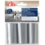 8in1 Worki na odchody Poop Patrol Pet Waste Bags Refill