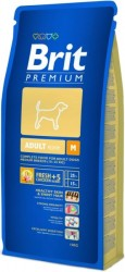 BRIT Dog Premium Adult M Medium 15 kg