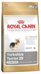 ROYAL CANIN Yorkshire Terrier 29 Junior