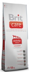 BRIT Dog Care Activity All Breed Lamb & Rice 1 kg