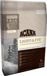 ACANA Light & Fit sucha karma dla psów 11,4 kg