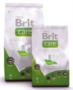 BRIT Care Cat Outdoor Chicken and Rice sucha karma dla kotów 2 kg