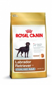 ROYAL CANIN Labrador Retriever 30 Sterilised Adult sucha karma dla psów 12 kg