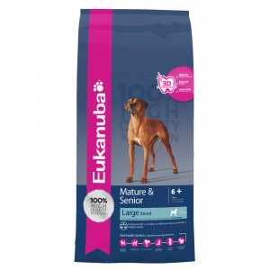 EUKANUBA MATURE & SENIOR LARGE BREED Sucha karma dla psów 3 kg