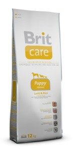 BRIT Dog Care Puppy All Breed Lamb & Rice sucha karma dla szczeniąt 1 kg