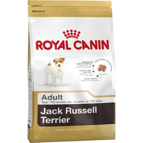 ROYAL CANIN Jack Russell Terrier Adult sucha karma dla psa 500g