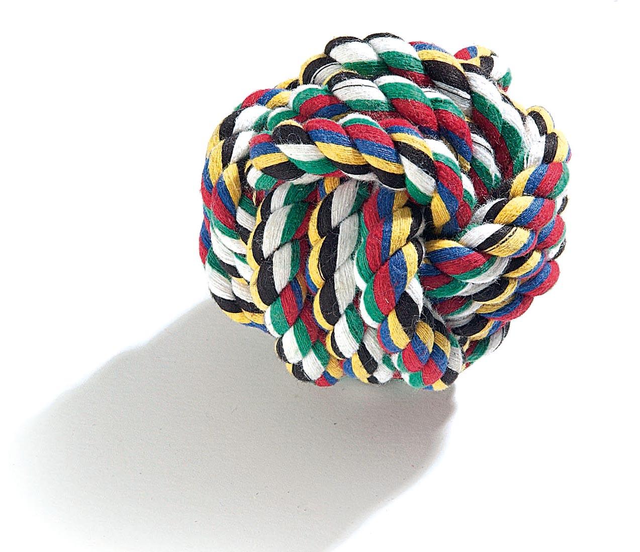 Игрушки из верёвки своими руками