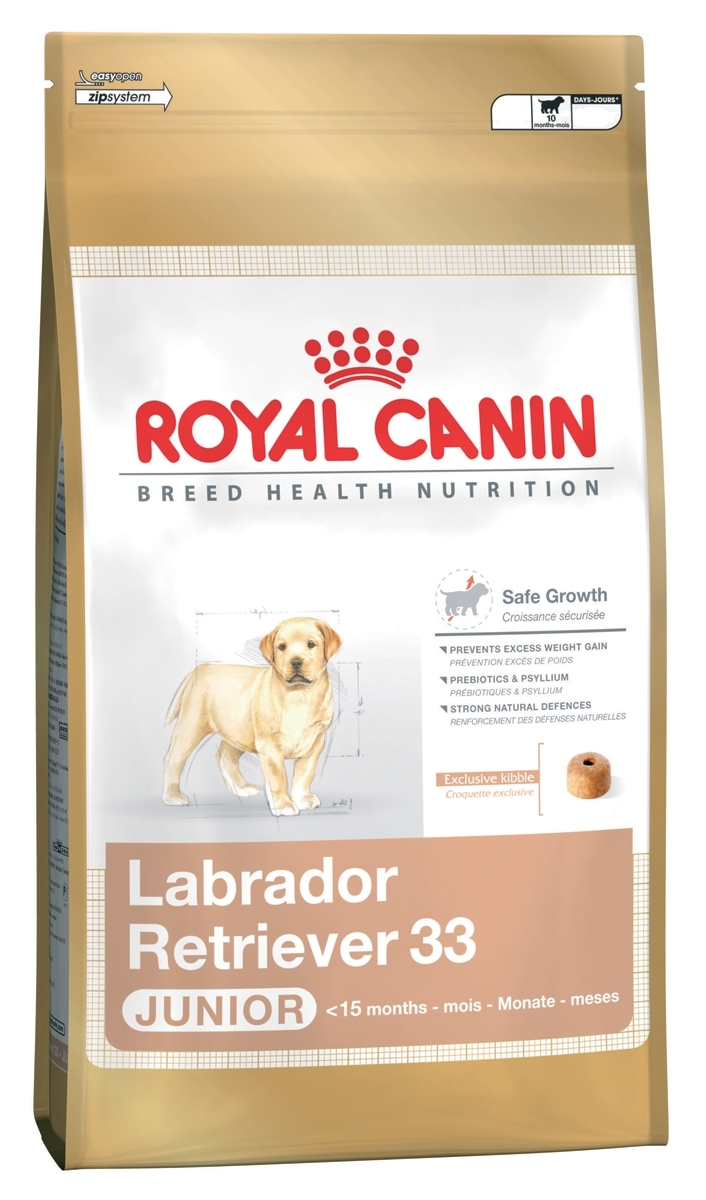 royal canin labrador retriever 33 junior sucha karma dla szczeni t 12 kg. Black Bedroom Furniture Sets. Home Design Ideas