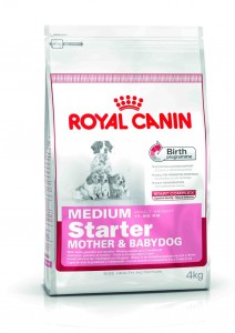 ROYAL CANIN Starter MOTHER & BABYDOG MEDIUM sucha karma dla szczeniąt 4 kg