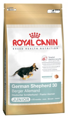 ROYAL CANIN German Shepherd 30 Junior