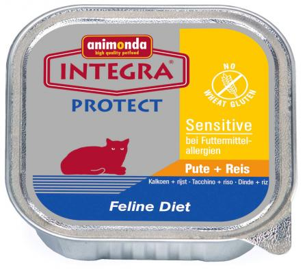 Animonda Integra Protect Sensitive indyk z ryżem  100g