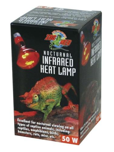 Zoo Med Infrared Heat Nocna Podczerwona żar 243 Wka Skupiająca Do Terrarium